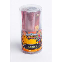 LINIJKA 15cm POWER RANGERS...