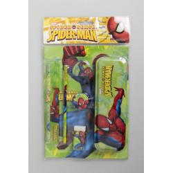 ZESTAW PVC SPIDER MAN