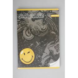 ZESZYT A5/80k. kratka SMILEY